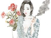 Zipcy, Ян Сэ Ын (Yang Se Eun), Morning smoking girl