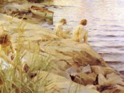 "Андерс Цорн (Anders Zorn), ""Out"""