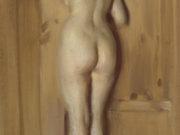 "Андерс Цорн (Anders Zorn), ""Обнаженная женщина"""