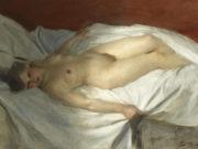 """Андерс Цорн (Anders Zorn), """"Пробуждение"""""""